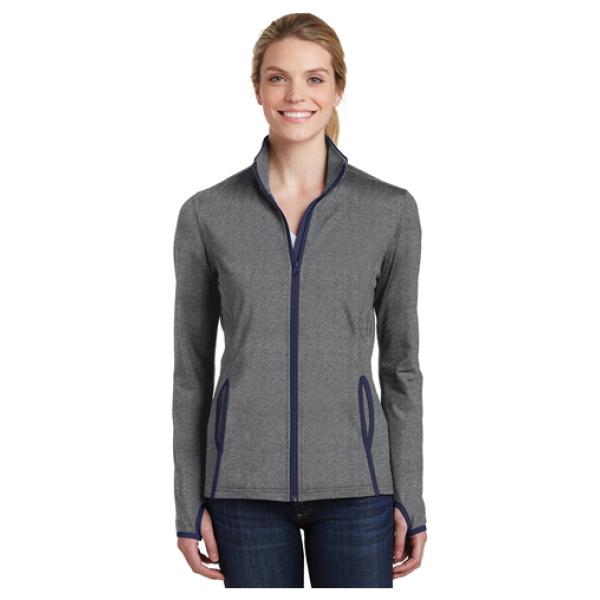 Ladies Full Zip Performance Jacket