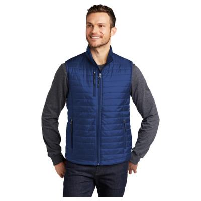 Men's Puffy Vest Front
