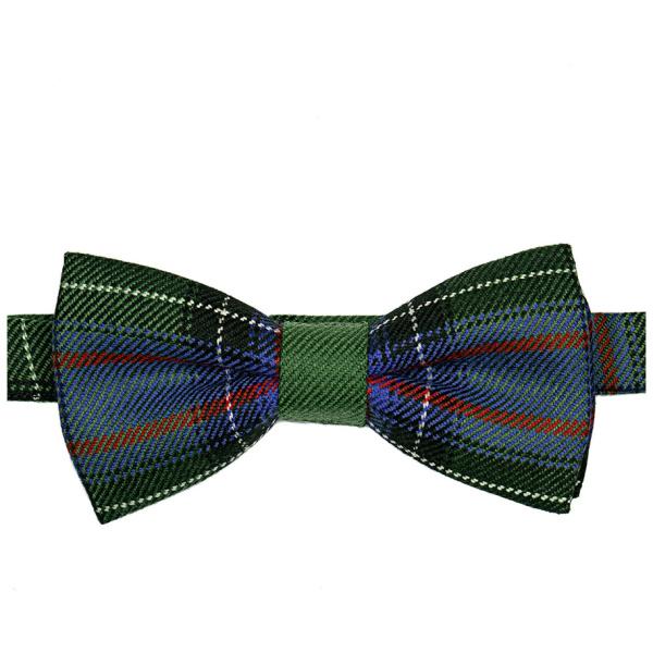 New Hampshire Tartan Bow Tie
