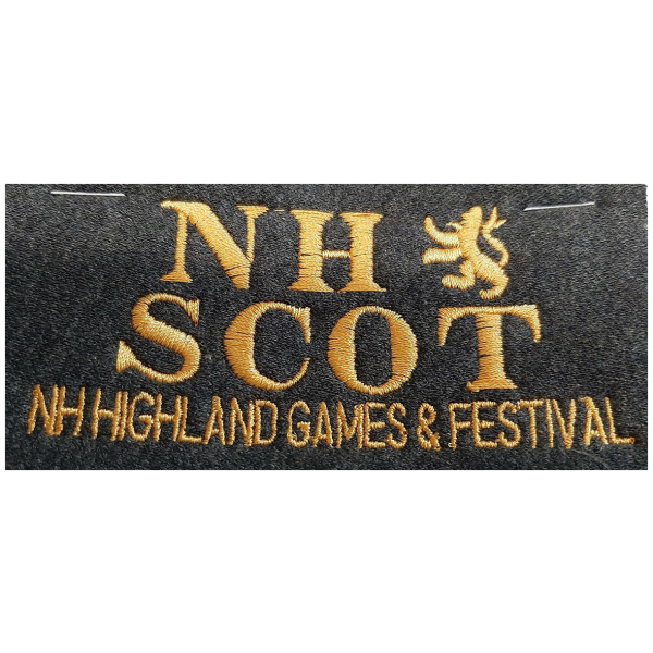 NHSCOT Highland Games Logo