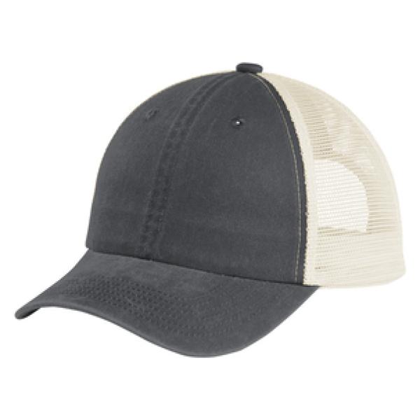 Coal Mesh Baseball Cap