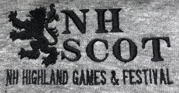 NHSCOT Black Logo