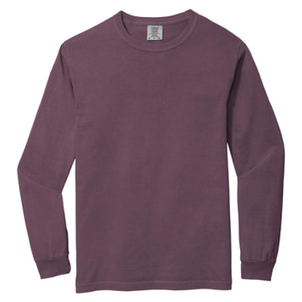 Heavy Weight Long Sleeve T-Shirt