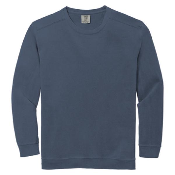 Mens Comfort Color Crewneck Sweatshirt