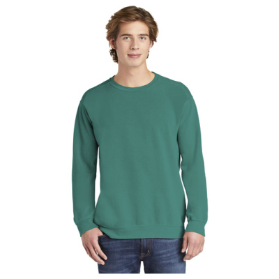 Mens Comfort Color Crewneck Sweatshirt